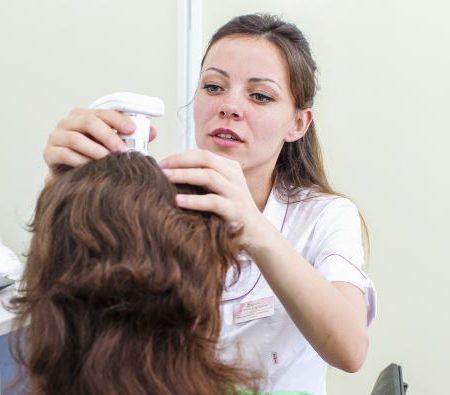 Андрогенетическая алопеция. Выпадение волос