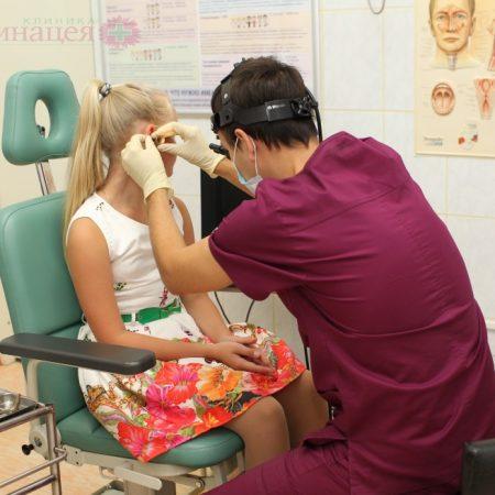 Отит. Лечение наружного и среднего отита. Лечение острого и хронического отита у взрослых и детей.