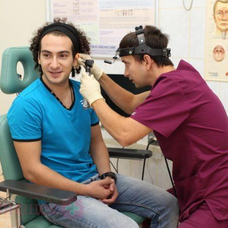 Шум/звон в ушах. Диагностика причины шума ушах. Лечение шума в ушах в клинике «Эхинацея»
