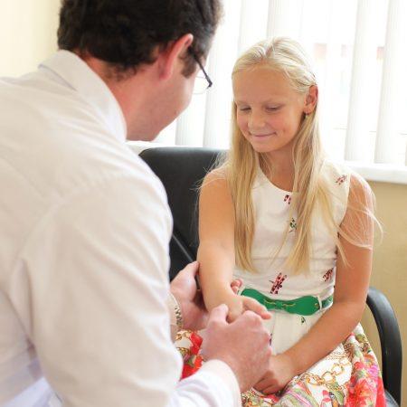Атопический дерматит. Атопический дерматит у детей
