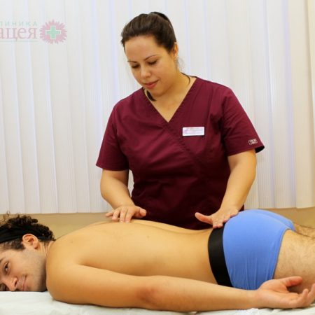 Синдром хронической тазовой боли у женщин и у мужчин