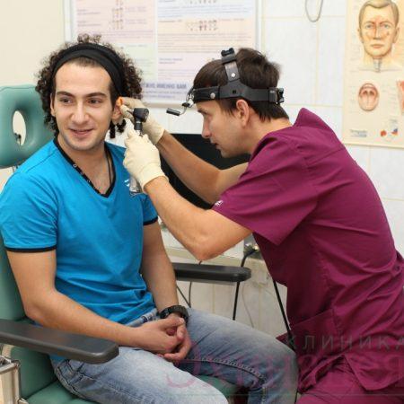 Диагностичекие исследования ЛОР органов: ухо и слух, гортань и голосовые связки