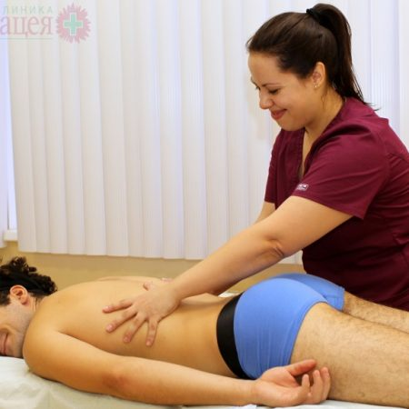 Обследование позвоночника, спинного мозга и нервных сплетений