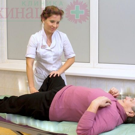 Лечение суставов: гимнастика и восстановление