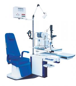 Современная офтальмологическая установка