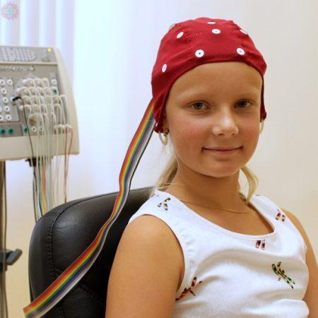 ЭЭГ (электроэнцефалография) и вызванные потенциалы. ЭЭГ–видеомониторинг. ЭЭГ ребенку