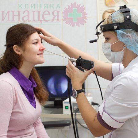 Кисты и полипы пазух носа. Одонтогенный гайморит. Лечение в клинике «Эхинацея»